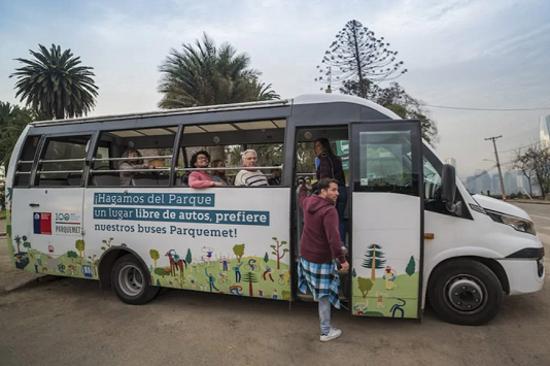 Traslado Bus Ida Tupahue - Cumbre