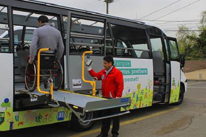 Traslado Bus Ida Cumbre - Tupahue