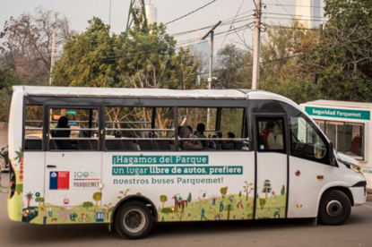 Traslado Bus Ida Tupahue - Pío Nono